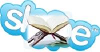 Apprendre l'injil (et anglais) par skype